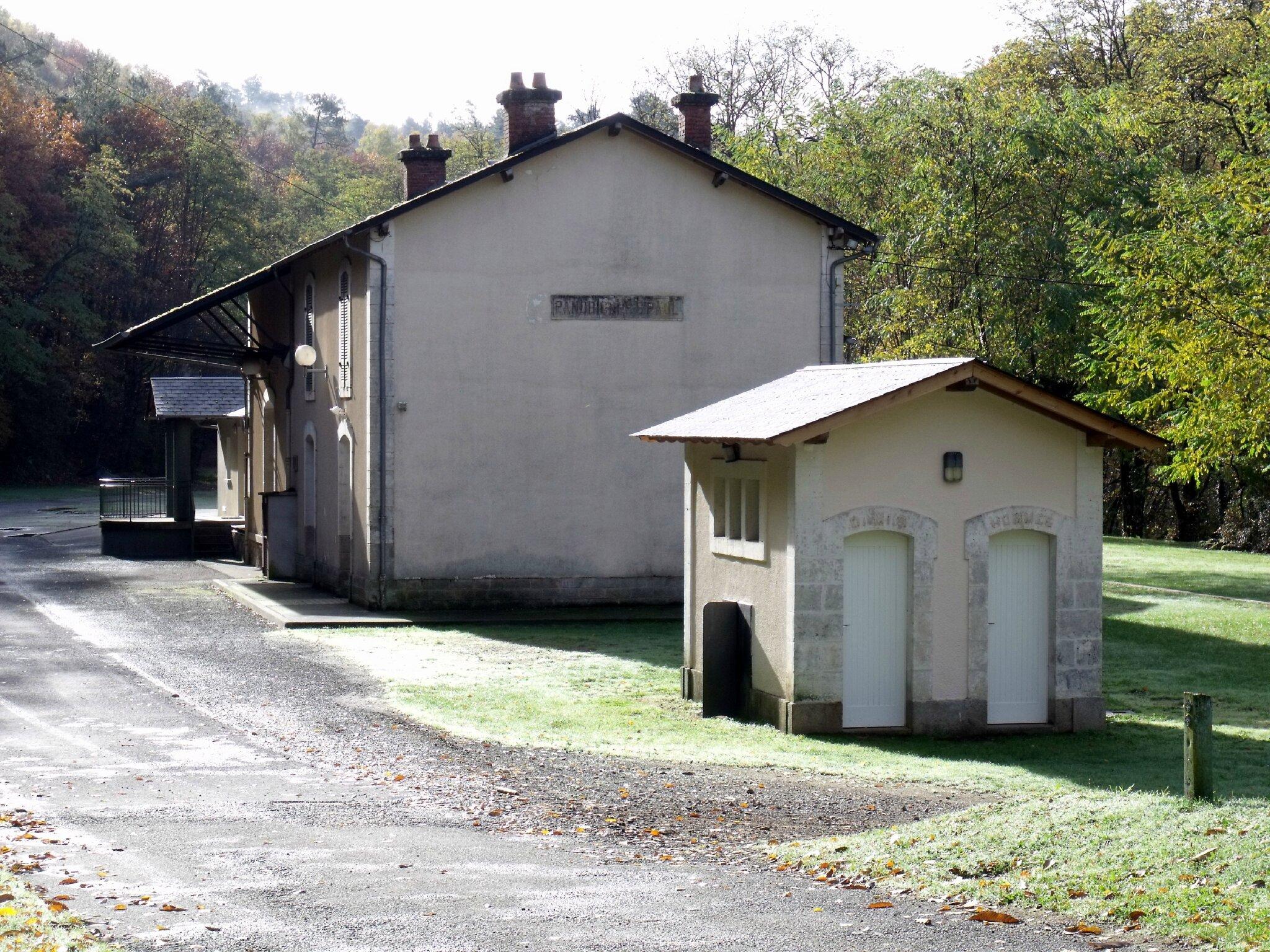Pandrignes - Saint-Paul (Corrèze - 19)