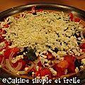 Salade bulgare