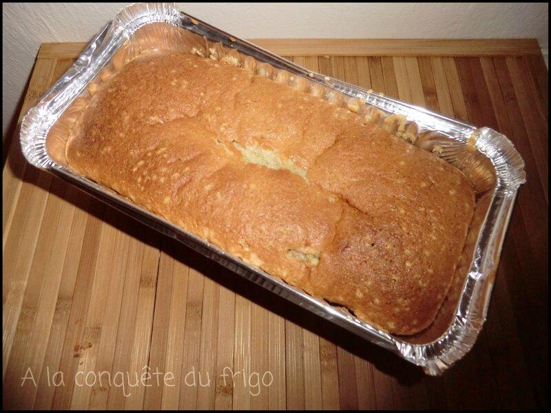 gâteau noisette