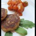 Passatonvoizin # 30 - steak de rouget, sauce fraîche aux abricots