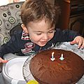 Yael a 2 ans
