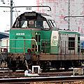 BB 66109 Fret, dépôt de Bordeaux