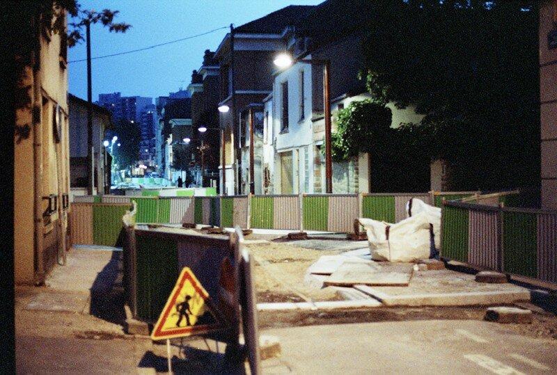 Juin 2007 - Les Lilas