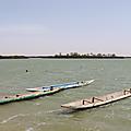 Sénégal - l'île aux coquillages