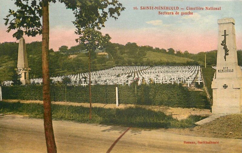 Sainte-Menehould, cimetière national (1)