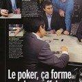 Le poker sans ménagement dans