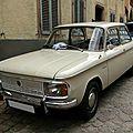 Nsu typ 110, 1965 à 1967