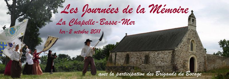 Journees de la Memoire La Chapelle Basse Mer
