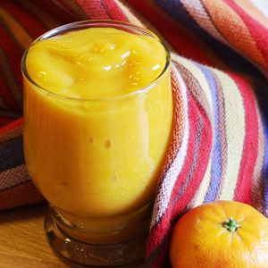 smoothie mangue clémentine