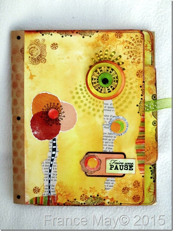 MINI-ALBUM COQUELICOT