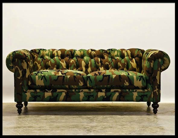cococo home canape camouflage