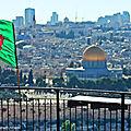 التضامن العربي الجزائري للشعب الفلسطيني