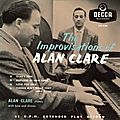 Alan Clare - 1956 - The Improvisations of Alan Clare (Decca)