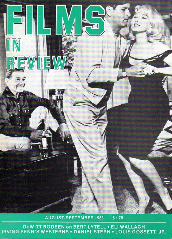 Films in Review 1983