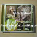 CD promotionnel Hit's A Sony/Alice-Japon (mars 2010)