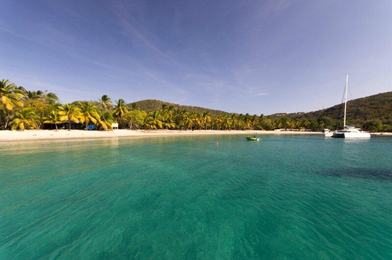 Catamaran Grenadines partie 2-42