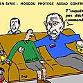 Repression en syrie : moscou protège hassad contre l'onu !