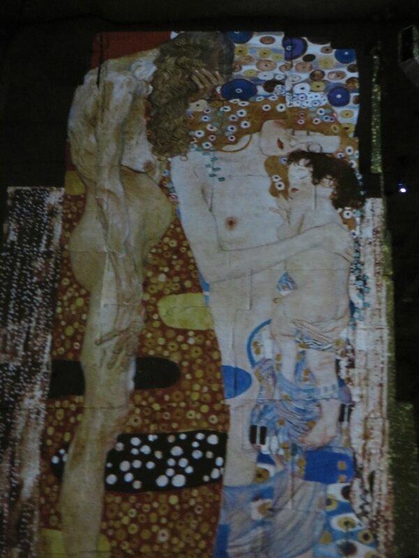 Les trois âges de la femme - 1905 Klimt Exposition