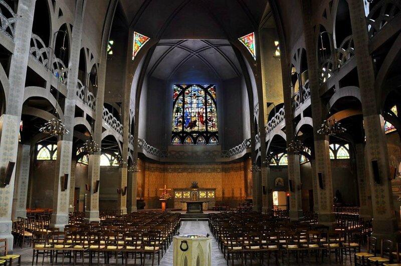Paris abbesses st jean montmartre 01