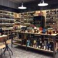 Épicerie fine, cave à vins