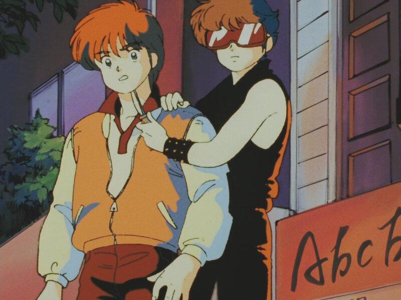 Canalblog Japon Anime Kimagure Orange Road Violence Episode48 05