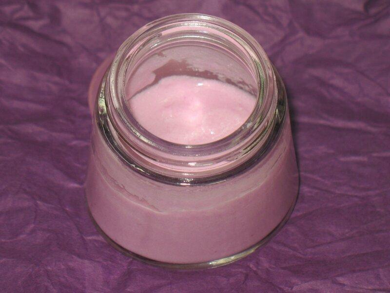 crème rose