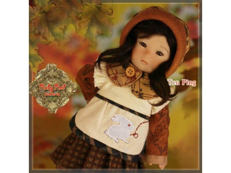 poupee-ten-ping-dixieme-edition-ruby-red