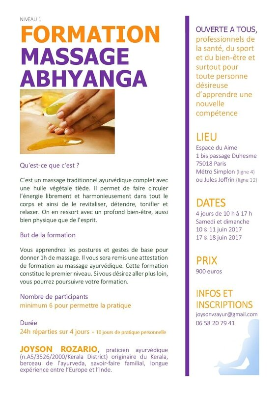 Formation massage 2017 juin1