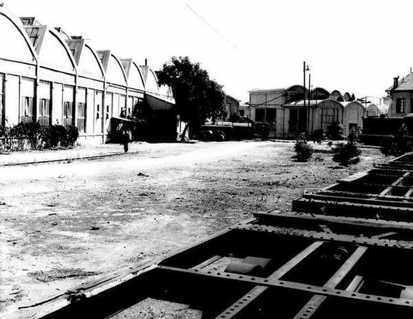 Oran- Ateliers de la gare 01