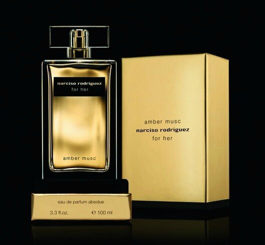 narciso rodriguez for her ambre musc 2