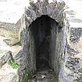 Dans les dédales des fortifications du château