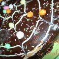 Gâteau de pâques aux 3 chocolats