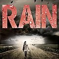 The rain [the rain #1] de viginia bergin