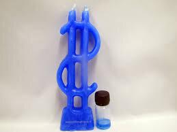 Bougie dollars sawinlin