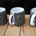 Des cadeaux pour les maîtresses : des mugs bien chaleureux...
