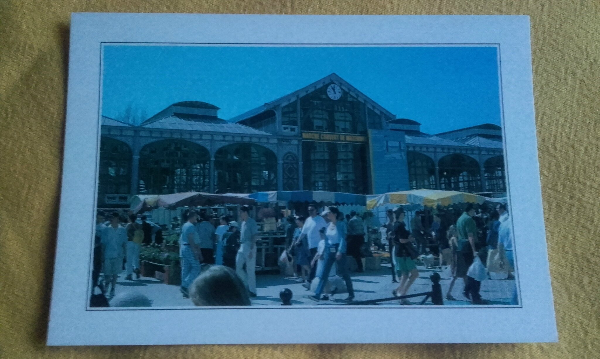 Lille - marché de Wazemmes