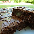 Brownies ultra gourmand