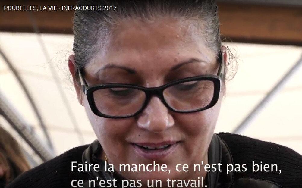 Poubelle, la vie - INFRACOURTS 2017