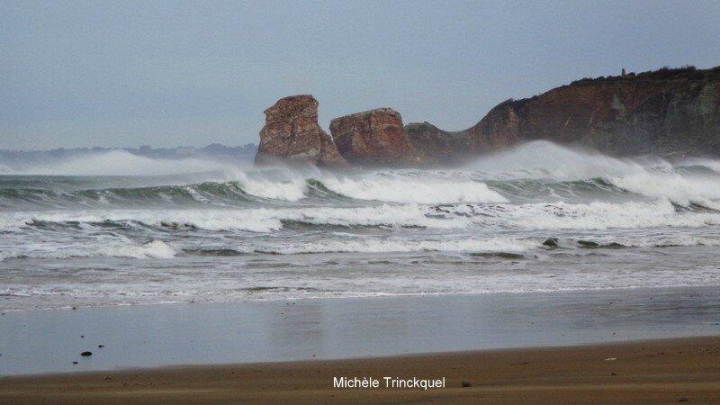 Les Jumeaux et les vagues