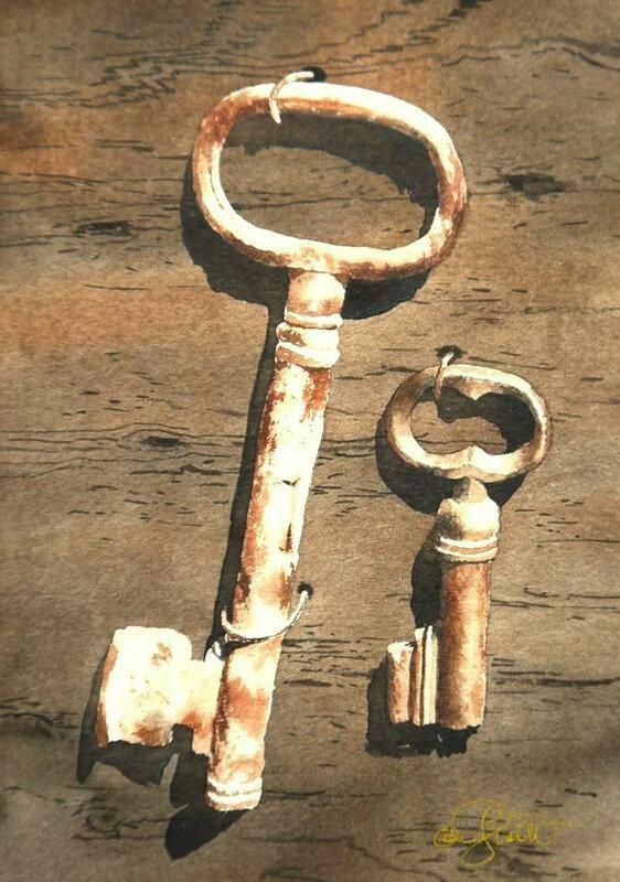 A toute serrure, une clé