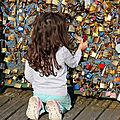 Enfance, cadenas Pont des arts_3547