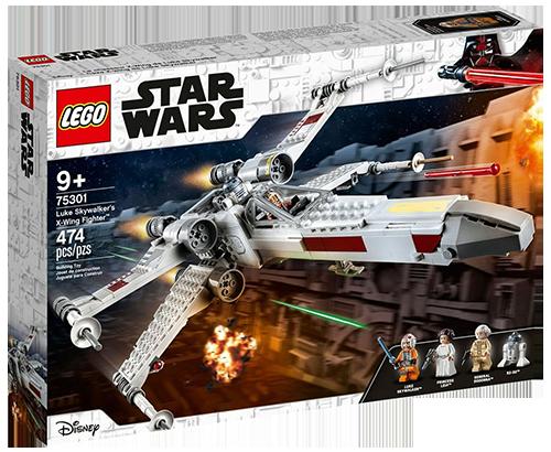 75301-luke-skywalker-xwing-fighter_1