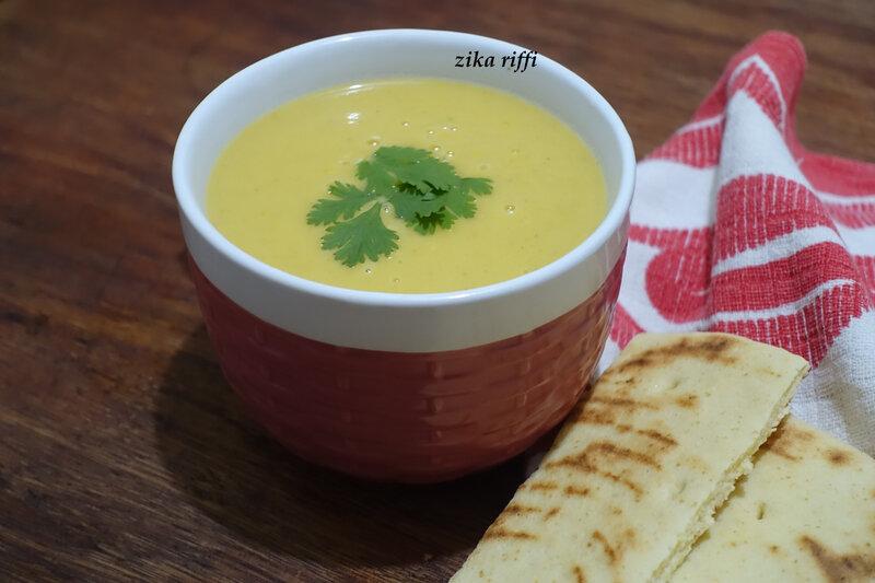 soupe de pommes de terre 1
