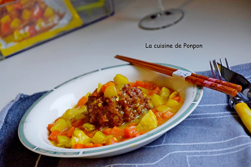 riz au curry coréen (12)
