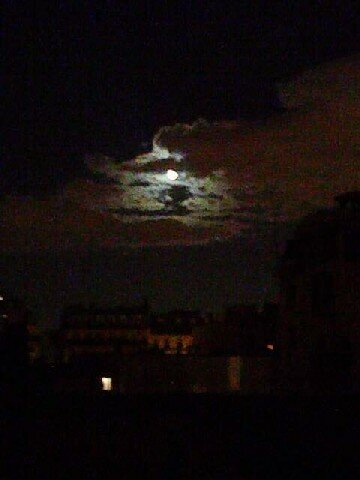 ciel de nuit