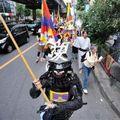 Jo 2008: protestations