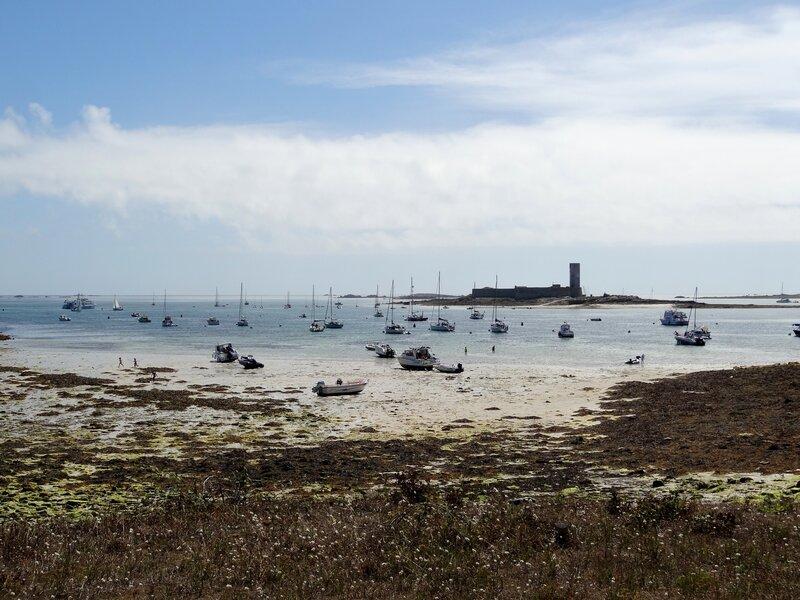 Archipel des Glénan - île Saint-Nicolas
