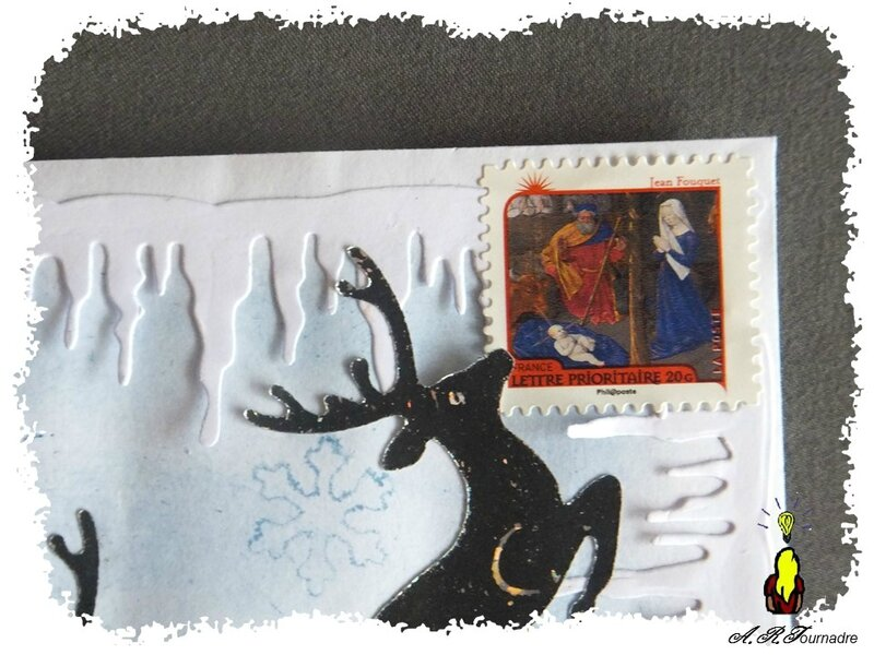 ART 2016 12 mail art traineau 4