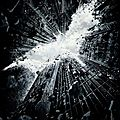 Affiche : the dark knight rises