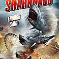 Sharknado ! ... mi requin, mi n'importe quoi ..... (attention, je spoile :d )